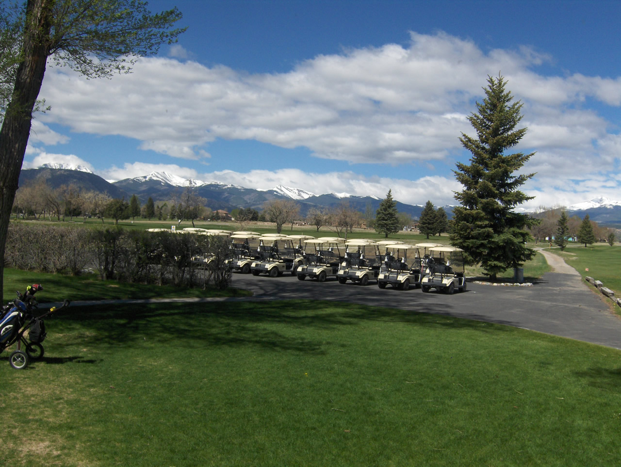 Salida Golf Club Bar & Grill 001